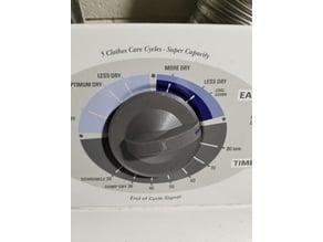Dryer Knob 70mm