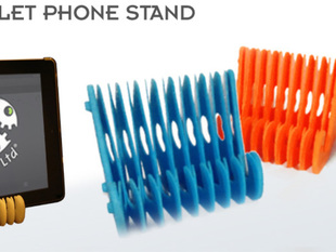 Springy Stand for Tablets and Smartphones