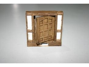 Openlock Tudor Door Remix