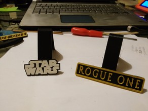 Rogue one cell holder