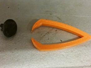 Honda Plastic Push Clip Tool