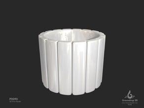 P2092 - Cylinder Mini Vase A
