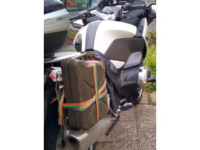 Porte bagage latéral