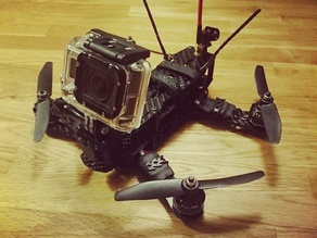 GoPro Mount for FPV-Reconn RD230/RD290