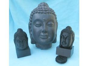 Head of Budda