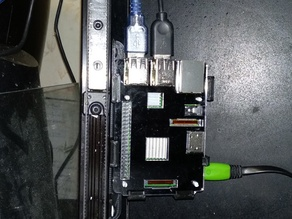 Holder Raspberry PI