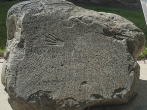 Prehistoric Prayer Rock