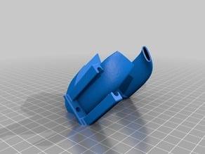 Gorilla Fan Duct w adjustable SN04 mount