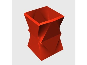 Low Poly Pencil holder
