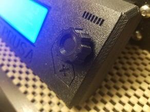 Prusa i3 MK3 LCD Knob Custom
