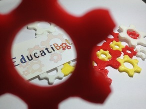 Engranajes Educatibot - Educatibot Gears