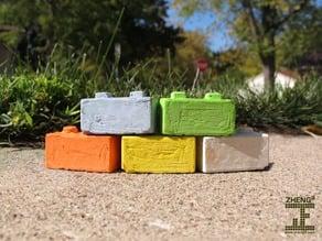 Bloxen, Sidewalk Chalk Mold
