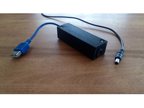 DC-DC Converter Box for XL4015 Buck converter