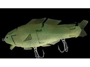 Bream Swim bait  Fishing lure