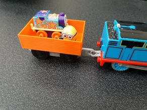 Trackmaster open bed trailer for Thomas