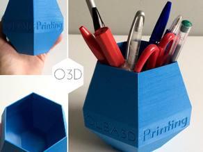 OLBA 3D Printing Pen/Pencil Holder