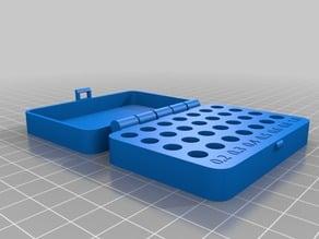 Nozzle box - Caja Boquillas
