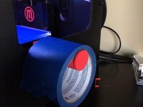 Blue tape holder! Fits onto Replicator 2/2x sides!