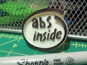 ABS Inside!