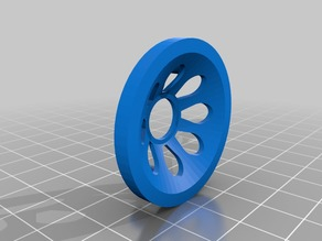 Wheel assembly for moto toy