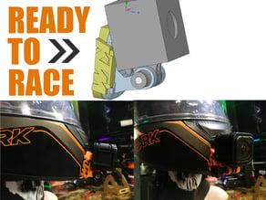 Gopro helmet mount KTM desinge
