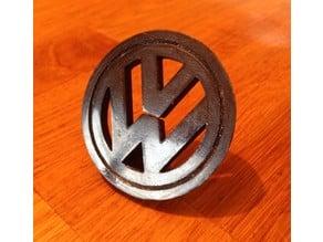 VW mk4 Golf Vent Logo