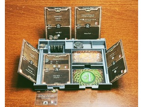 MysteryDough's character dashboard & storage for Gloomhaven