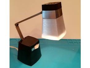 Taki Light Iris table lamp (Tl-84) lamp shade
