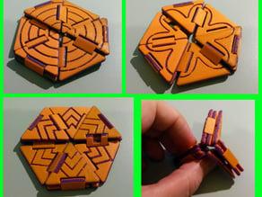 Hexaflexagon REDO v5