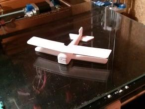 Biplane N17
