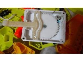 Nerf High Speed Automatic Dart Pusher Mechanism