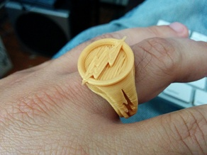 Reverse Flash's Ring