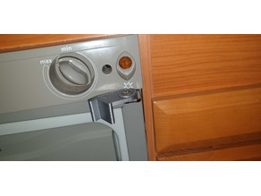 ELECTROLUX TRIMIXTE FRIDGE DOOR LOCK
