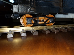 45mm gauge Archbar Trucks