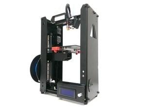 EAGLEmake EM1-Pro! Open source 3D printer