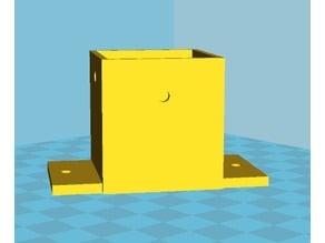 bar holder for 32x32 wood