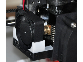 Anet A8 - Extruder Fan Mount