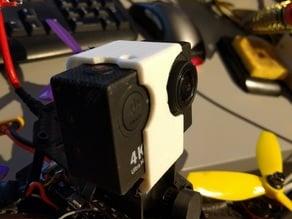 Realacc x210 Eken H9 mount