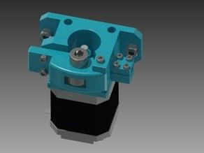 Rackprint Bowden Extruder