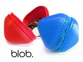 Blob - zipper pouch