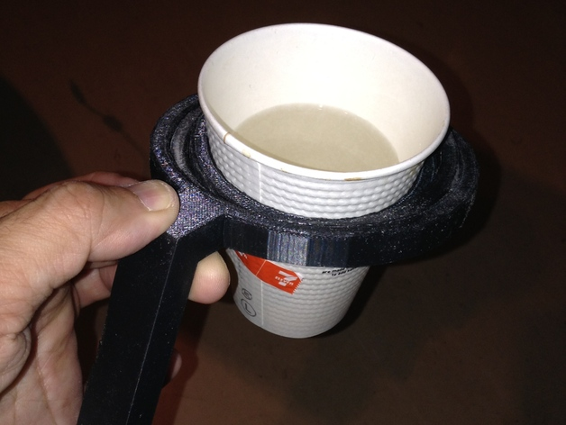 Coffeecup Gimbal By Vitroid Thingiverse