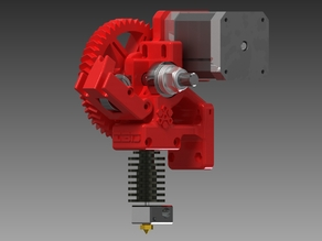 Infill 3D Std. 3mm Geared Extruder