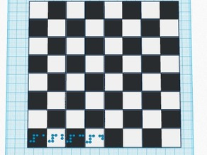 Braille Chess Board (NOT DONE)