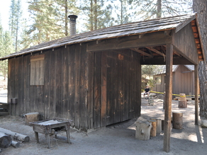 Yosemite Blacksmith Shop