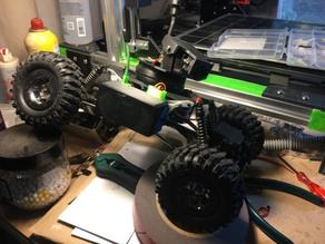 FPV Tank Conversion for Losi Mini Rock Crawler 1/18