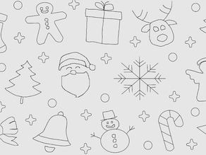 Christmas Icons Eggbot