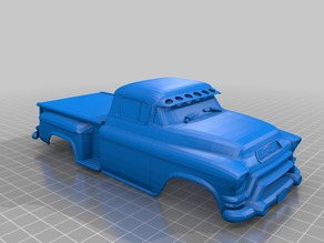 XMODS GMC Blue Chip Pick-up
