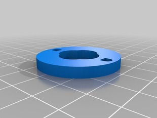 XY and one-axis plates for Mini Arcade Joystick
