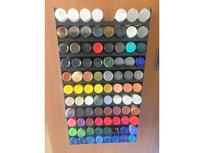Miniatures Paint Dropper bottle Holder / Rack