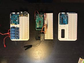 Arduino PIC mounting